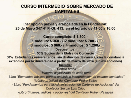 Descargar el archivo - Fundación Bolsa de Comercio de Buenos Aires