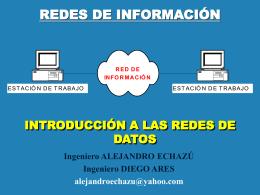 RI (Introducción a las redes de datos)