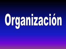 t12 Proceso Adm. - Organizacion