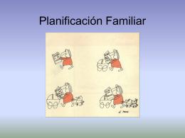 Planificación familiar y ETS
