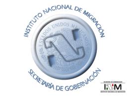 Instituto Nacional de Migración de México
