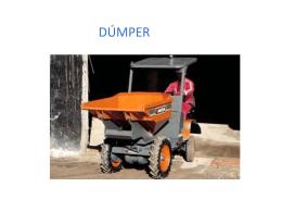 DÚMPER - catehe