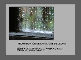 lluvia - Blog UCC