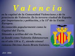 Valencia - Juan Cato
