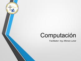 Unidad 1 de Computación