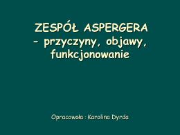 Zespół Aspergera. Prawie wszystko o chorobie
