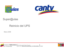 Diapositiva 1 - Cantv.net