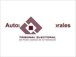 Diapositiva 1 - Tribunal Electoral del Estado de Guerrero