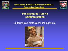Universidad Nacional Autónoma de México - copadi