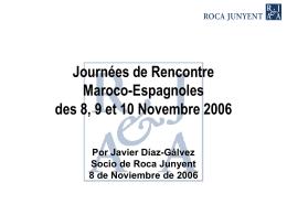 El Contrato Internacional (Presentación Javier Díaz