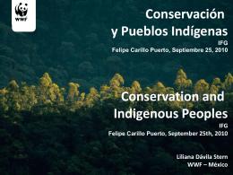 Pueblos Indígenas y WWF…