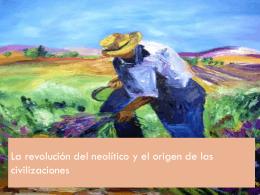 revolución del neolitico