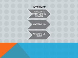 internet- presentación