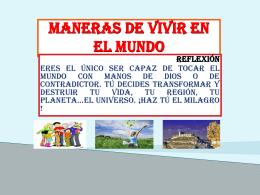 Prepostal-MANERAS-DE-VIVIR-EN-EL-MUNDO