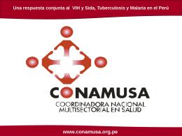 conamusa - Congreso de la República del Perú