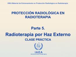 05. Propiedades y seguridad de las fuentes y equipos de radioterapia