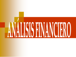 ANALISIS FINANCIERO 2012