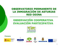 Red ODINA - Ayuntamiento de Avilés