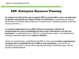 ERP Intro