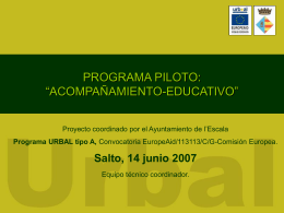 Acompañamiento-educativo - centro de documentación del