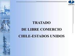 tratado de libre comercio chile-estados unidos