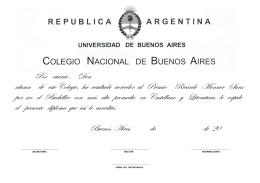 Premio Monner Sanz Completo - Colegio Nacional de Buenos