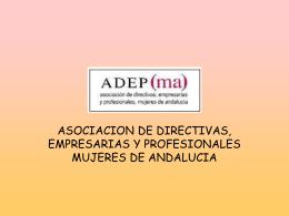 presentacion adepma