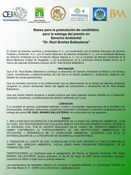 Premio_Branes_2_-2 - Centro de Estudios Jurídicos y Ambientales