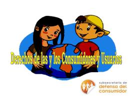 Derechos y deberes del consumidor