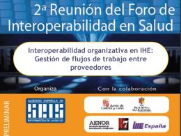 Foro Interoperabilidad en Salud
