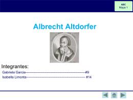 Albrecht Altdorfer 14 - Grandes Artistas del Renacimiento