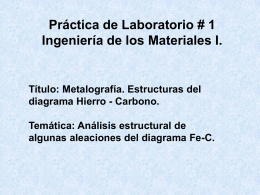 Practica de Laboratorio No 1