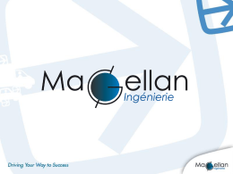 Magellan Ingenierie Know How Accesibilidad