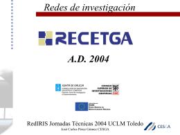 Cesga - RedIRIS