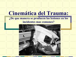 CINEMATICA 1.