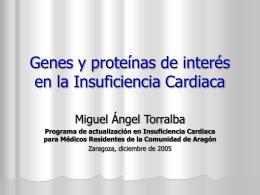 descarga anexa: Genes y proteínas de interés