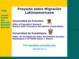 Metodología - CCP - Universidad de Costa Rica