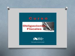 Disposiciones Fiscales - Portal de Acceso a la Información