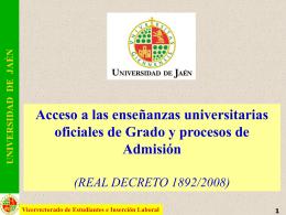 REAL DECRETO 1892/2008