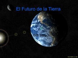 El Futuro de la Tierra