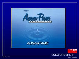 Tratamiento de agua - Repuestos Industriales