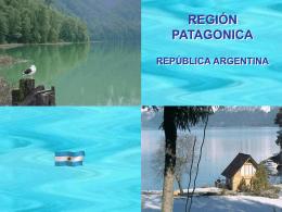 REGIÓN PATAGONICA ARGENTINA---www