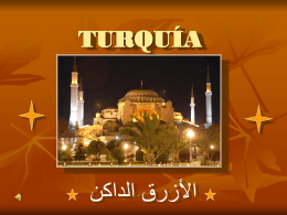 TURQUÍA - wikiprofeyolanda