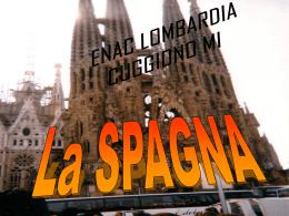 La SPAGNA - Atuttascuola