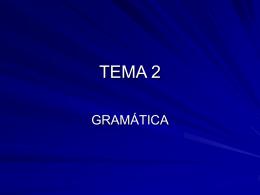 TEMA 2-SINTAGMAS