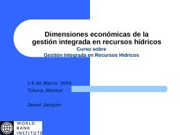 Instrumentos_economicos_GIRH - Cap-Net