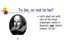 To be, or not to be? - Edgewater School District