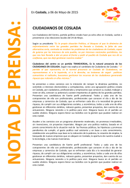 NotaPrensa 06-05-2015.
