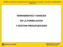 Descargar Presentación - Gobierno de la Ciudad Autónoma de