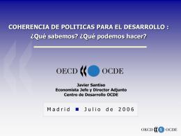 (a) Comercio y ayuda - Real Instituto Elcano